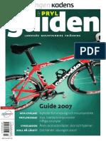 Cykeltidningen Kadens # 1, 2007