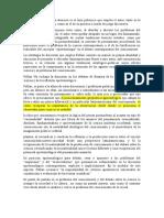 EPISTEMOLOGIA ROBERTO FOLLARI DEBATE ACTUAL