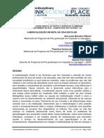 Texto 1 A MEDICALIZAÇÃO INFANTIL NA VIDA ESCOLAR - Ribeiro, Lessa, André