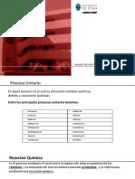 [13] TPR - Balance de Materia con Reacción Química (1era. Parte)