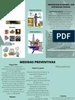 PREVENCION DE RIESGOS A SUSTANCIAS TOXICAS