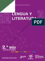 Texto de Lengua y Literatura para Segundo de BGU.pdf