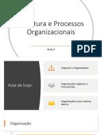EPO - Aula 2 - organizações