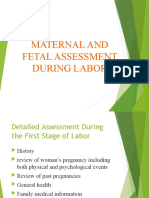 Maternal and Fetal Assessment During Labor.pptx