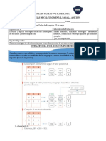 Guía N°1 de matemática, estrategia por descomposición