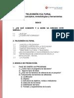 Manual television cultural