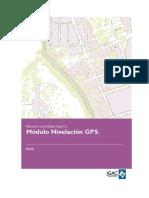 8 Nivelación GPS Perfil