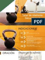 Sesión n°2-Taller de atletismo-secundaria - Bim. 3 1 - copia