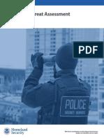 DHS Homeland Threat Assessment