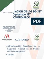MÓDULO 3.ADMINISTRACIÓN DE LOS SG-SST
