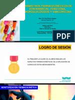 PARAMETROS FARMACOCINETICOS DE FENOBARBITAL FENITOINA AMINOGLUSIDOS Y VANCOMICNA