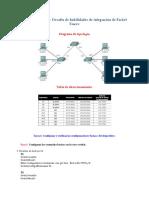Actividad PT 4.5.1_Desafío de habilidades de integración de Packet Tracer