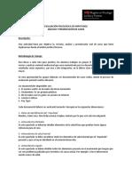 ANÁLISIS Y PRESENTACIÓN DE CASOS UDP