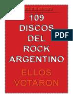 109 Discos del Rock Argentino