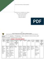 Formato Para el Diseño de la Actividad del Proyecto Transversal
