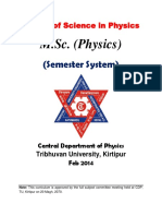 Master of Science (M.Sc) in Physics Semester system Curriculum.pdf