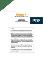 Mazak M-Plus Wiring Diagrams