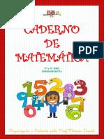 caderno DE MATEMATICA