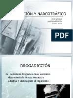 DROGADICCION Y NARCOTRAFICO.pptx
