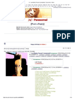 _x_ - Lost Media Thread 2_ [redacted] - Paranormal - 4chan