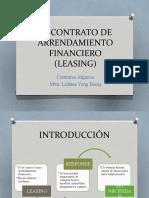 EL CONTRATO DE ARRENDAMIENTO FINANCIERO.pptx
