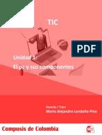El Pc y sus componentes