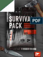 SurvivalPack - Legendarios World Summit