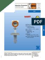 Kobold Magnetic Inductive Flowmeter