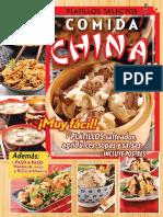 Cocina casera 14 COMIDA CHINA  VOL 2