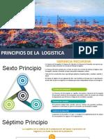 6 y 7 principios de la logistica
