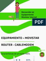 EQUIPOS MOVISTAR INTERNET