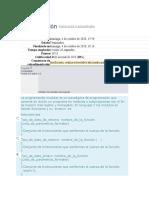 Programación Puntos extra 4 autocalificable-UTEL