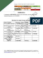 TD N°2 DE TFE sur ETAT DE RAPPROCHEMENT DGA 2020