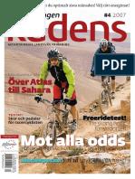 Cykeltidningen Kadens # 4, 2007
