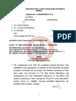 Order 11.9.2020 of Bharti Lathiya