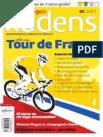 Cykeltidningen Kadens # 5, 2007
