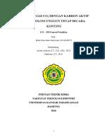Draft Proposal Penelitian-2 Made Rara Adsorpsi Gas CO2
