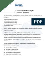 CURSO ON LINE - 6 EXERCICIOS TRANSPORTE(1)