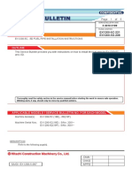 Fast Fill Service Bulletin EX1200-5 320100109