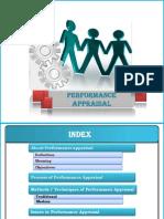 performance appraisal tejal