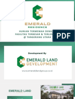 Booklet Emerald Residence