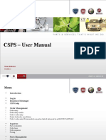 CSPS - Manuale d'uso per dealer ChryslerII (1).ppt