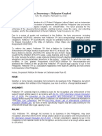Tuna-Processing-v-Philippine-Kingford-Case-Digest