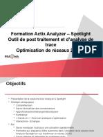 formation standard actix analyzer & spotlight 2G-3G .pptx