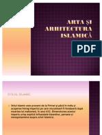 Arta şi arhitectura islamică