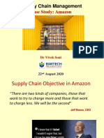 Presentation Amazon Case Study