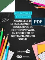 Guía para padres de alumnos en Colegios Privados