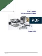 3D CT Option Manual (VG version)