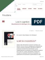 Laurent, Bassols y Berenguer-Lost in cognition – Freudiana