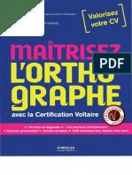 Maîtrisez l'orthographe _ Avec la certification Voltaire ( PDFDrive ).pdf